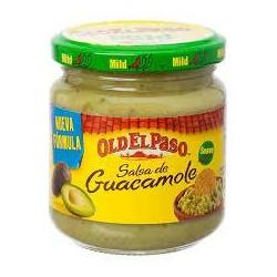 SALSA GUACAMOLE OLD EL PASO 195 GRS