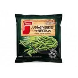 JUDIAS FINDUS VERDES TROCEADAS 750 GRS
