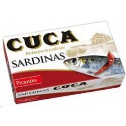 SARDINAS CUCA PICANTES