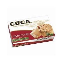ATUN CUCA CLARO DE OLIVA 240 ML