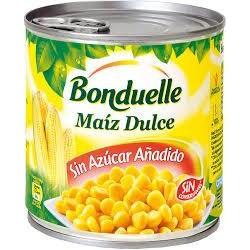 MAIZ DULCE BONDUELLE 1/2KG