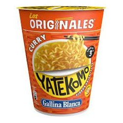 NOODLES YATEKOMO CURRY CUP 61G