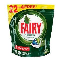 FAIRY CAPS T EN 1 22+4