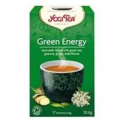 INFUSION VERDE ENERGIA YOGI TEA