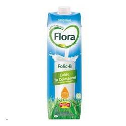 LECHE FLORA ENTERA 1L