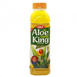 BEBIDA ALOE VERA MANGO 500 ML TROPICAL