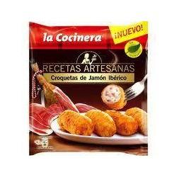 CROQUETA COCINERA JAMON IBERICO 400 GRS