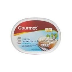 QUESO GOURMET CREMA NAT.UNTAR 200GR