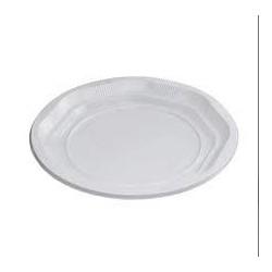 PLATO MICAL PLASTICO 20.5CM 25U