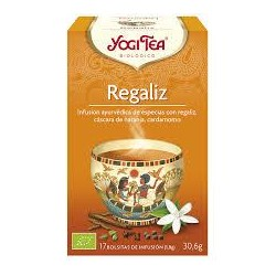TEA YOGI REGALIZ