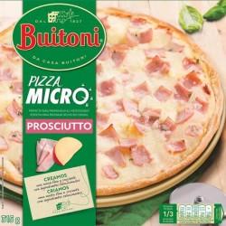 PIZZA BUITONI MICRO JAMON Y QUESO