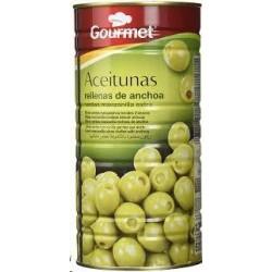ACEITUNA GOURMET RELL.600G
