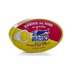 BONITO  MASSO  EN ACEITE 228G