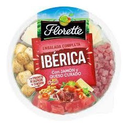 IBERICA FLORETTE BARQUETA 200G