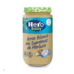 MERLUZA CON ARROZ BABY HERO 25
