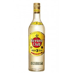 RON HAVANA CLUB BLANCO 3 AÑOS