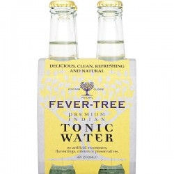 TONICA FEVER-TREE IND. 200ML P-4