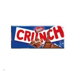 CHOCOLATE NESTLE CRUNCH 100G