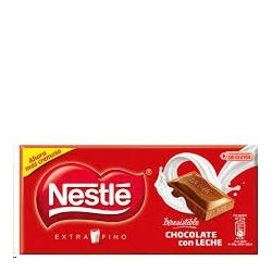 CHOCOLATE NESTLE EXTRAF.125