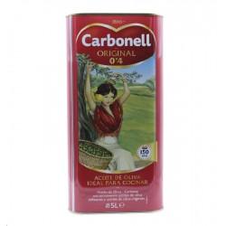 ACEITE CARBONELL 5 L.0'4  LATA