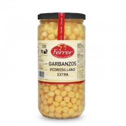 GARBANZOS PEDROSILLANO FERRER 720GR