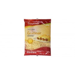 QUESO GOURMET RALLADO EMMENT.100G