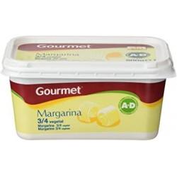 MARGARINA GOURMET GIRASOL 500G