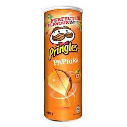 PATATAS PRINGLES PAPRICA 165GR