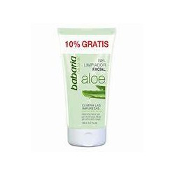 GEL LIMPIADOR FACIAL 15 ML ALOE BABARIA