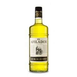 ORUJO EL AFILADOR HIERBAS 1L