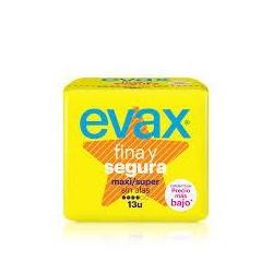 COMPRESAS EVAX FIN.SEGURA MAXI-13