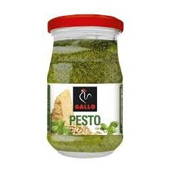 SALSA GALLO PESTO 190G