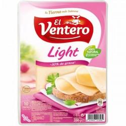 QUESO VENTERO LIGHT TIERNO LONCH160