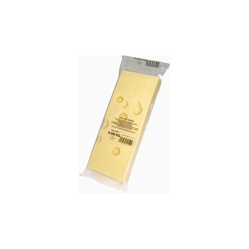 QUESO TACO EMMENTAL ENTREMONT 250 GRS