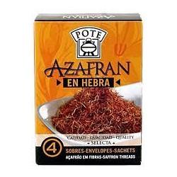 AZAFRAN POTE HEBRA 0,4G