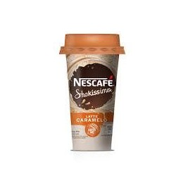 CAFE NESCAFE SHAKISIMO CARAMELO 190ML