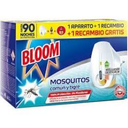 BLOOM LIQ MOSQUITOS APARATO +2REC