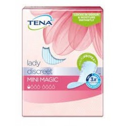 SALVASLIP TENA LADY MINI MAGIC 34 UNID