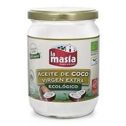 ACEITE LA MASIA COCO ECOL.430ML