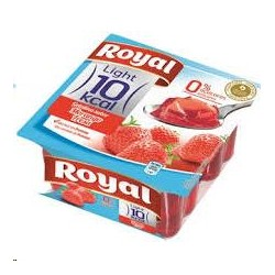 GELATINA ROYAL FRESA LIGHT 100G P-4