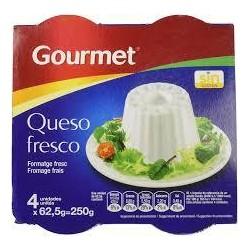 QUESO GOURMET FRESCO BURGOS 2X250G