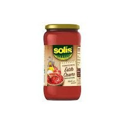 TOMATE FRITO SOLIS CASER.550G