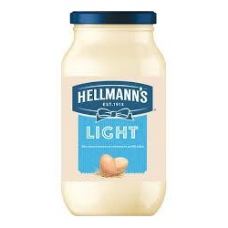MAYONESA HELLMANN'S LIGHT 430ML