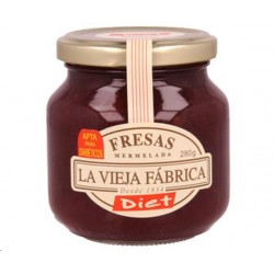 MERMELADA LA VFABRICA DIET FRES280G