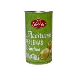 ACEITUNAS RELLENAS 350 GRS FERRER