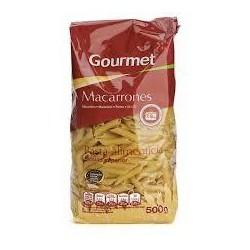PASTA GOURMET MACARRONES 500 GRS