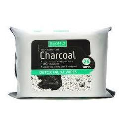 TOALLITAS CHARCOAL 25S