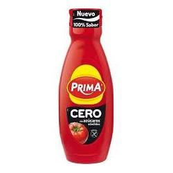KETCHUP PRIMA 0 AZUCAR AÑADIDO 570G