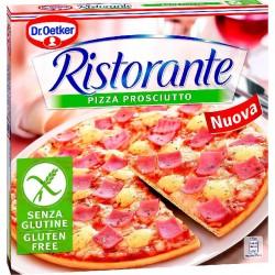PIZZA RISTORANTE PROSCIUTTO SIN GLUTEN