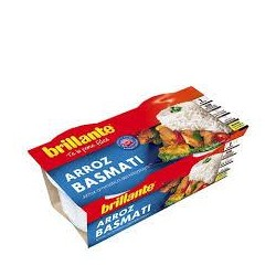 ARROZ BRILLANTE BASMATI 125X2